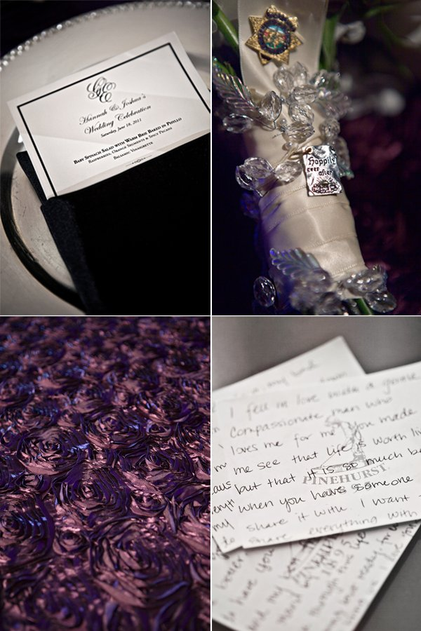 Wedding-reception-details-real-weddings-purple-black-white-wedding-color-palette.full