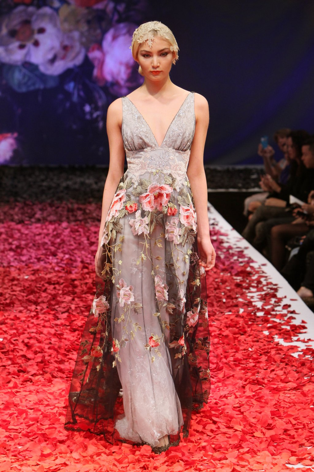 Raven wedding dress by claire pettibone 2014 still life for Wedding dress claire pettibone