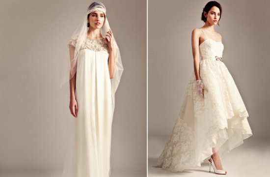 Temperley London wedding gowns Fall 2014 bridal collection 3