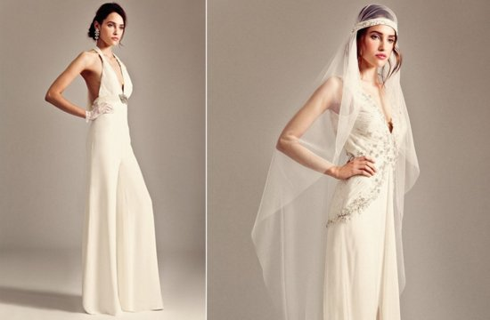 Temperley London wedding gowns Fall 2014 bridal collection 5