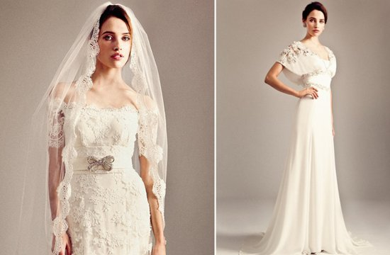 Temperley London wedding gowns Fall 2014 bridal collection 7