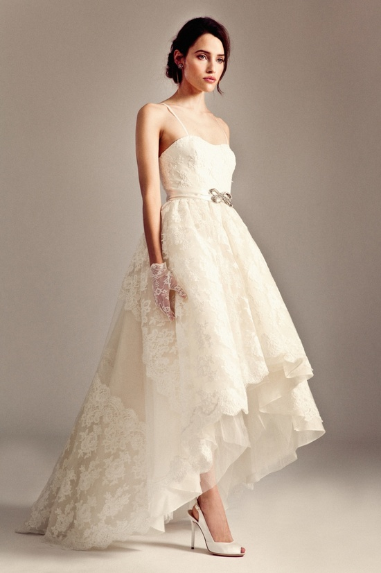 Pia wedding dress by Temperley London Fall 2014 bridal