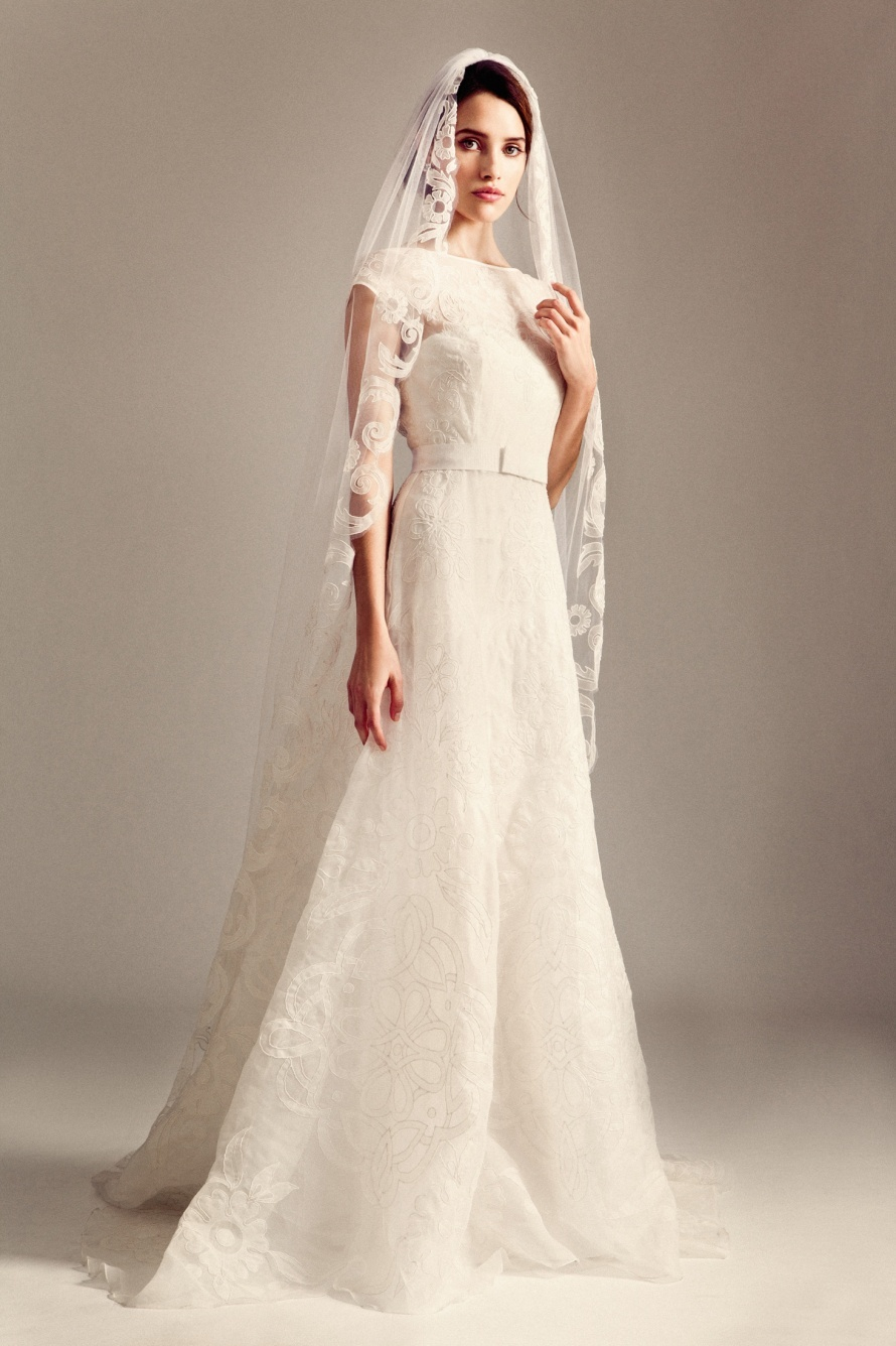 Valerie wedding dress by Temperley London Fall 2014 bridal