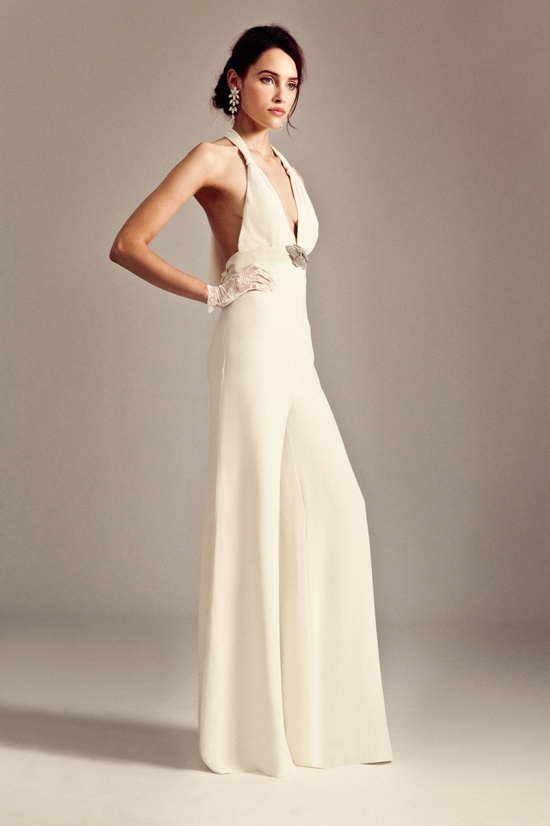 Nepheli wedding dress by Temperley London Fall 2014 bridal
