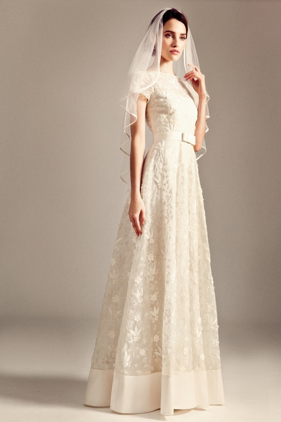 Dawn wedding dress by Temperley London Fall 2014 bridal
