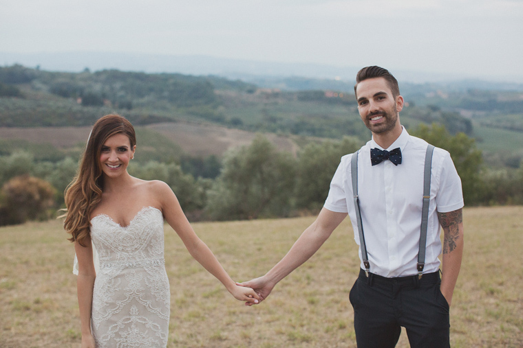 Cool-casual-groom-in-bow-tie-and-suspenders.full