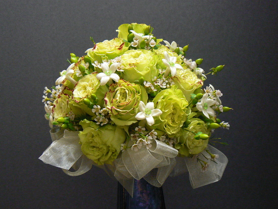 Beautiful Green Bouquet
