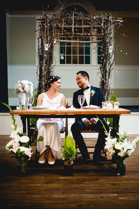 photo of Rustic Elegant Wedding in Seattle