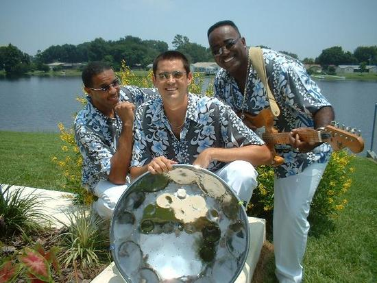 photo of Steel Drum Band The Caribbean Crew