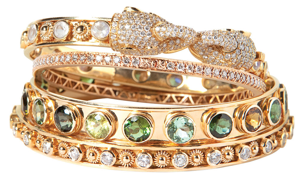 Stackable-gold-wedding-bands-with-diamonds-and-jewels.full