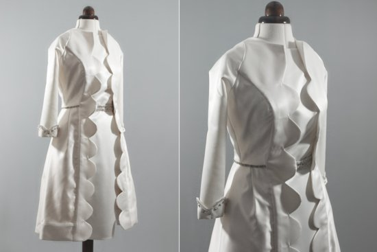 Beautiful bridal coats for Fall and Winter weddings 1