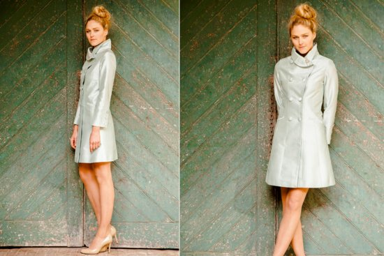 Beautiful bridal coats for Fall and Winter weddings 9