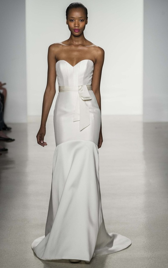 Blake wedding dress by Amsale Fall 2014 bridal