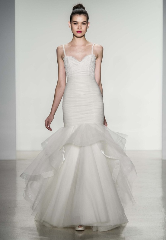 Sawyer wedding dress by Amsale Fall 2014 bridal