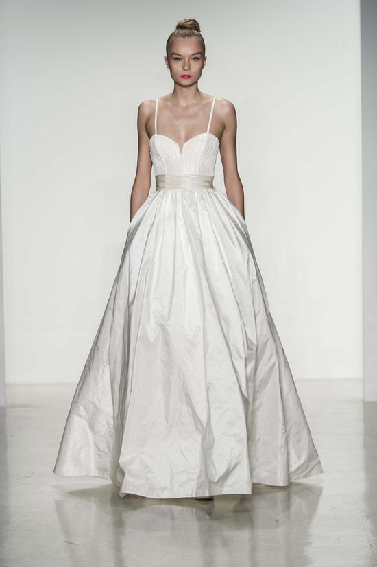 Cameron wedding dress by Amsale Fall 2014 bridal