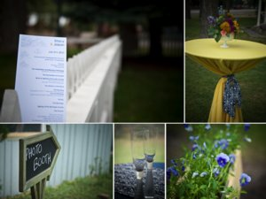 photo of Outdoor Colorado Wedding: Rustic Elegance, Antique Charm