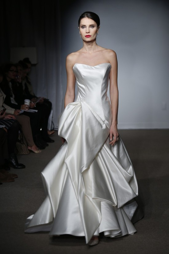 anna maier wedding dress with layers