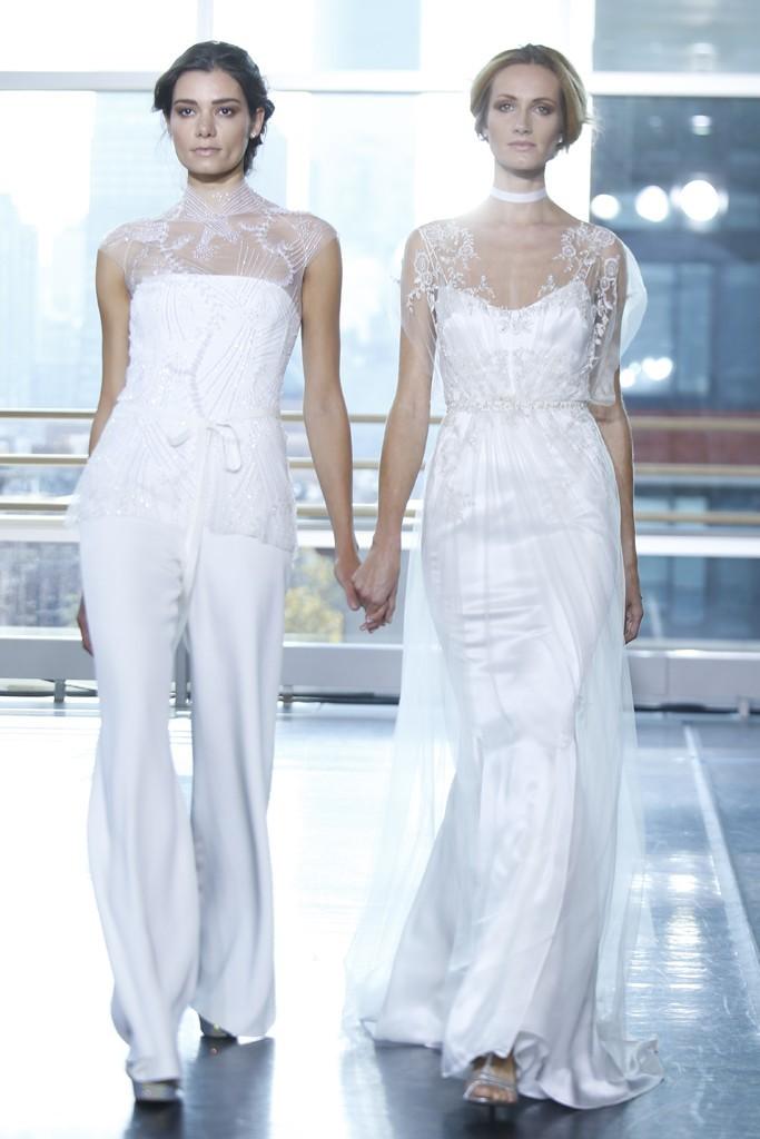 Pants Wedding Dress