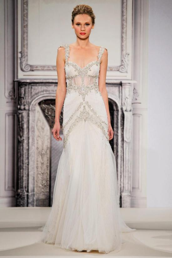 Fall 2014 Bridal Market Spotlight Pnina Tornai