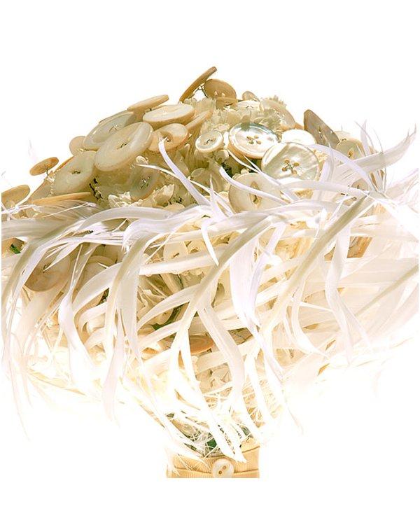 Ivory-bridal-bouquet-non-fresh-eco-friendly-wedding-ideas.full