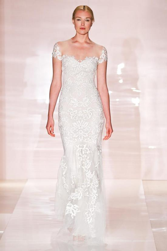 Lexi 2 wedding dress by Reem Acra Fall 2014 Bridal