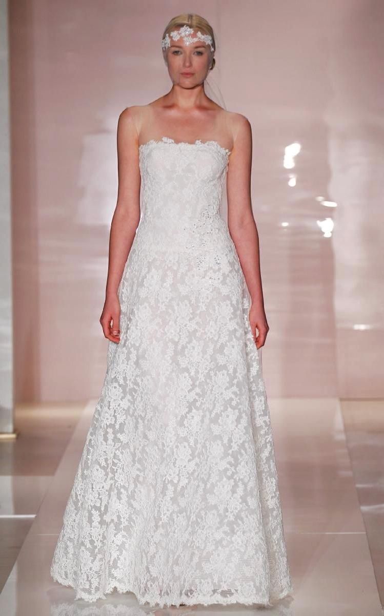 Emily Wedding Dress By Reem Acra Fall 2014