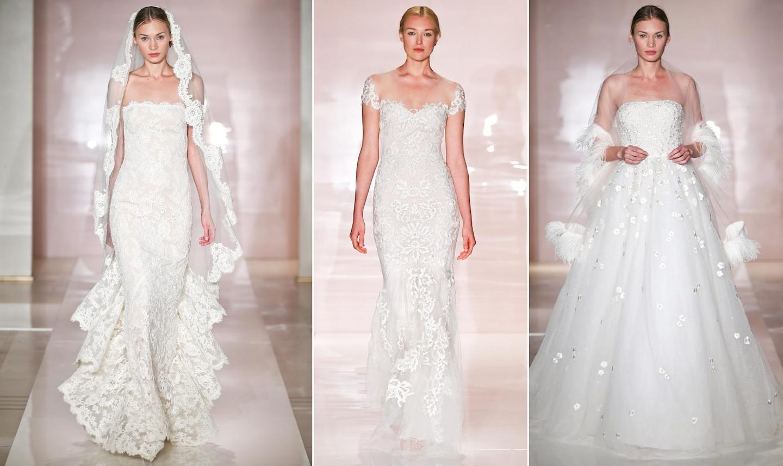 reem acra wedding dress spotlight fall 2014 bridal