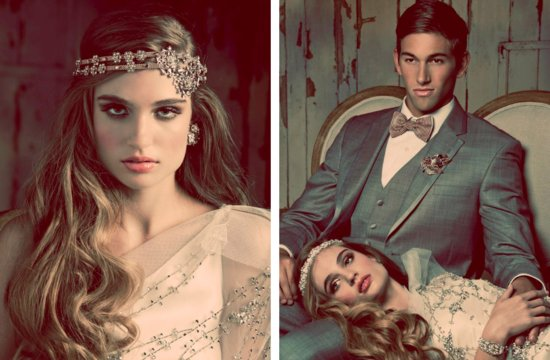 Chic Wedding Headpieces