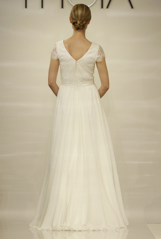 Anise wedding dress by Theia Fall 2014 Bridal