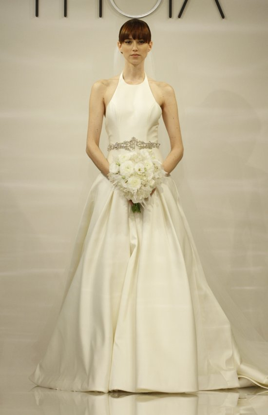 Amelia wedding dress by Theia Fall 2014 Bridal