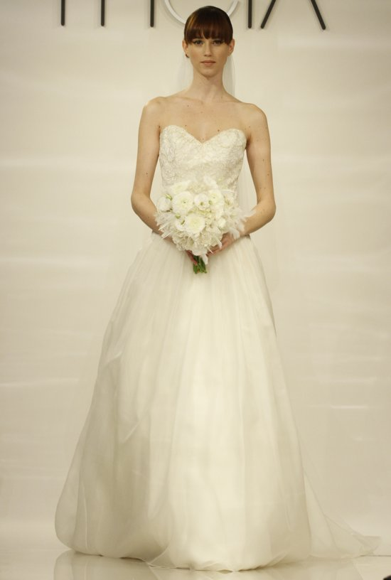 A-Line Classic Wedding Dress