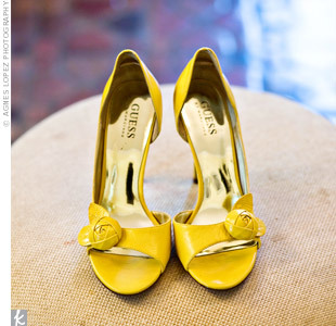 yellow wedding shoes-7