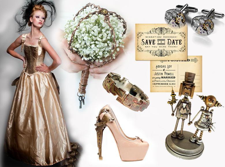 Vintage-wedding-themes-sci-fi-steampunk-offbeat-wedding-ideas.full