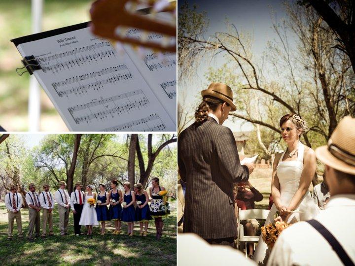 Outdoor-wedding-ceremony-retro-themed-wedding.full