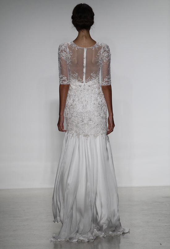 Luz wedding dress by Kelly Faetanini Fall 2014 bridal