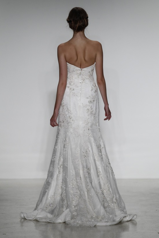 Amara wedding dress by Kelly Faetanini Fall 2014 Bridal