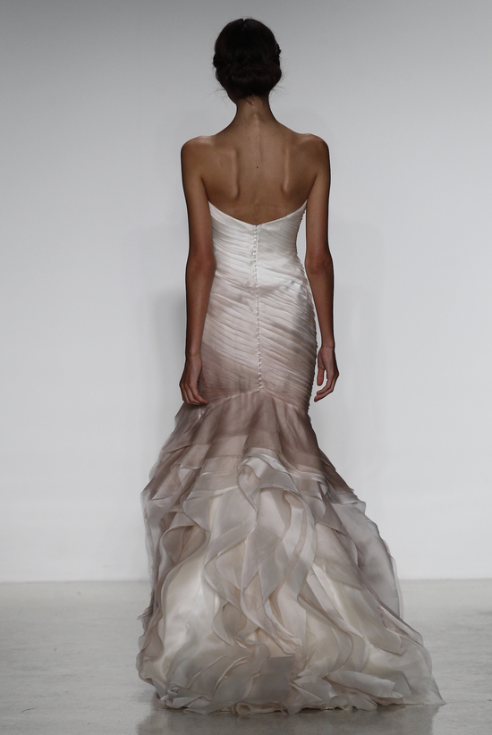 Edan wedding dress by Kelly Faetanini Fall 2014 Bridal