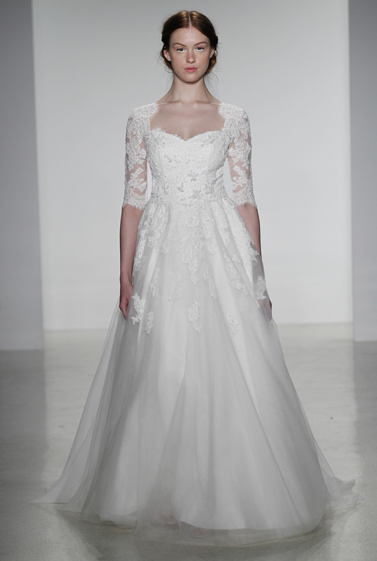 Lena wedding dress by Kelly Faetanini Fall 2014 Bridal