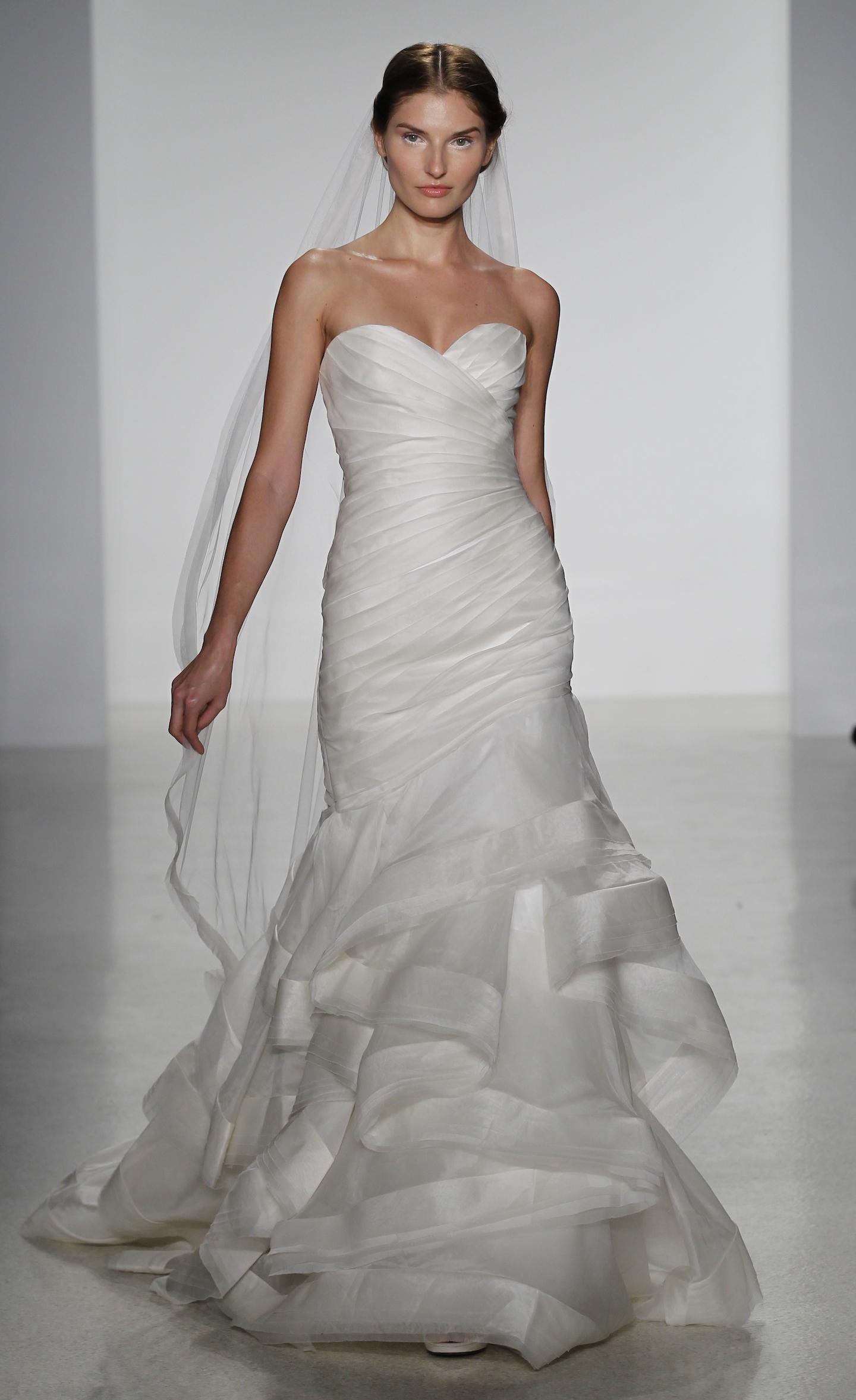 Peri Wedding Dress By Kelly Faetanini Fall 2014 Bridal