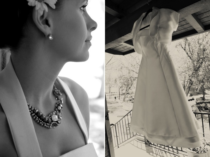 Casual-wedding-dress-vintage-inspired-bridal-gown-statement-wedding-necklace.full