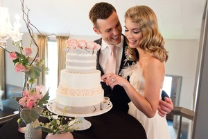 photo of Saving Money on Your Wedding Cake is a Piece of Cake