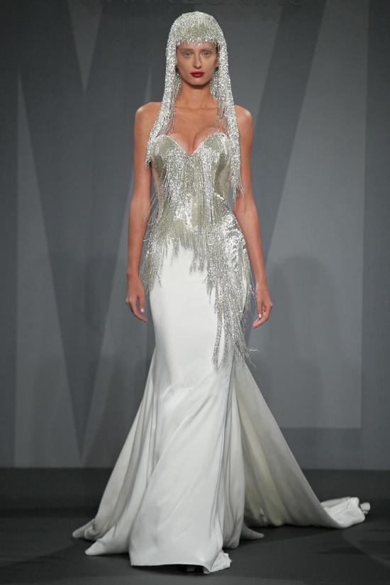 Mark Zunino wedding dress for Kleinfeld Fall 2014 Bridal 17