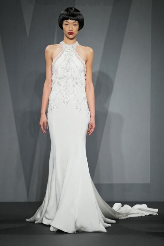 Mark Zunino wedding dress for Kleinfeld Fall 2014 Bridal 15