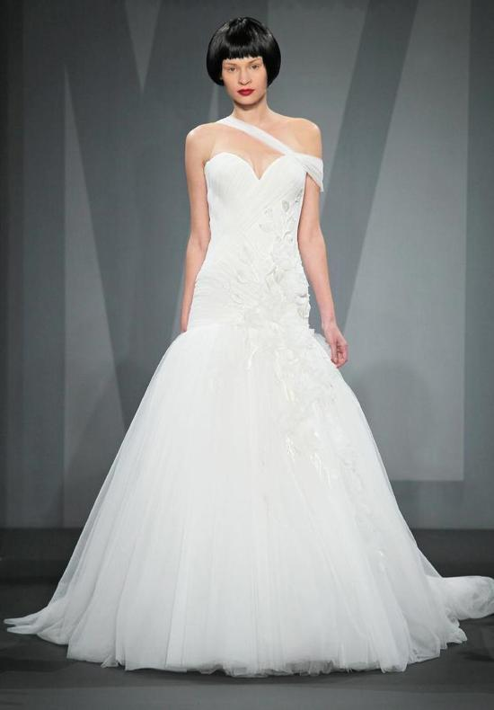Mark Zunino wedding dress for Kleinfeld Fall 2014 Bridal 10
