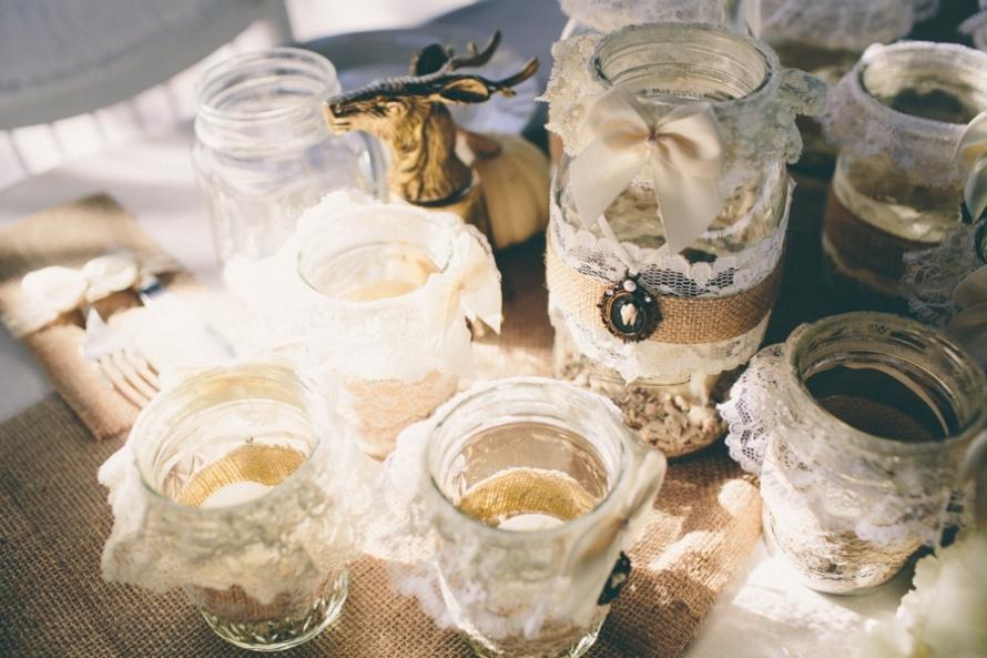 Portland-real-wedding-romantic-goth-mason-jar-centerpieces.full