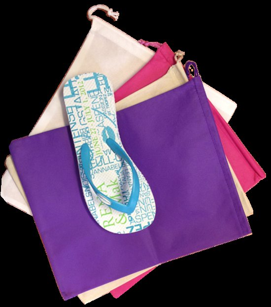 Beach Bags for Beach Wedding favors