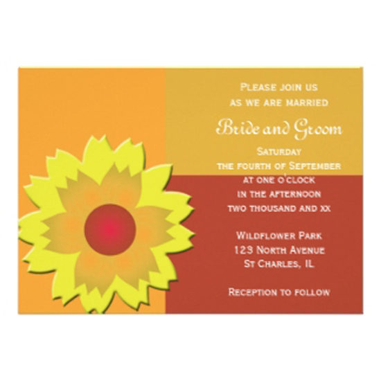 one wed sunflower_color_block