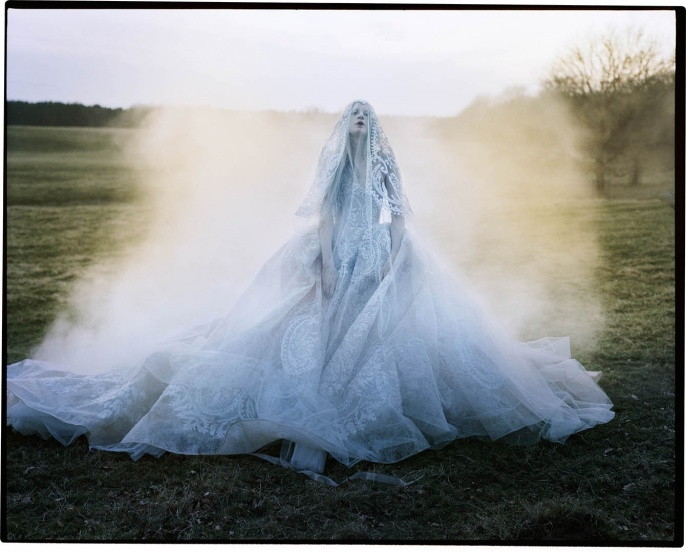 amazing wedding photography by Tim Walker 1