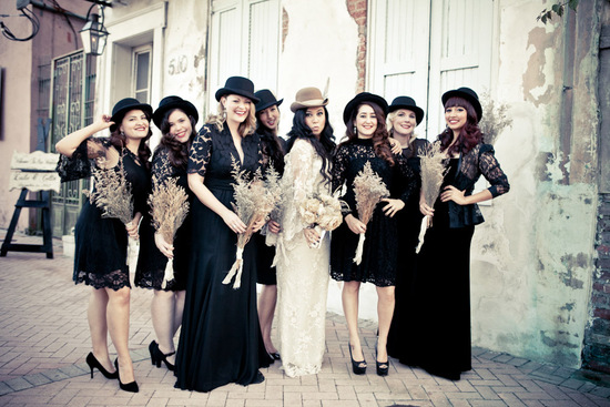photo of OneWed's 1st Annual Wedding Costume Contest!