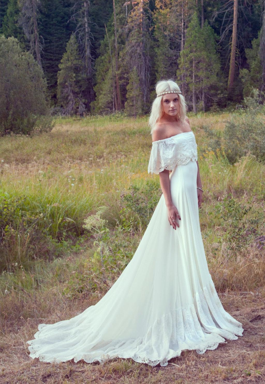 Crochet wedding dress pattern on etsy junglespirit Image collections